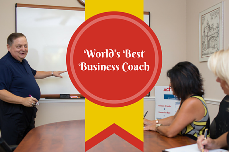 Ford Kyes recognized as World's Best Business Coach