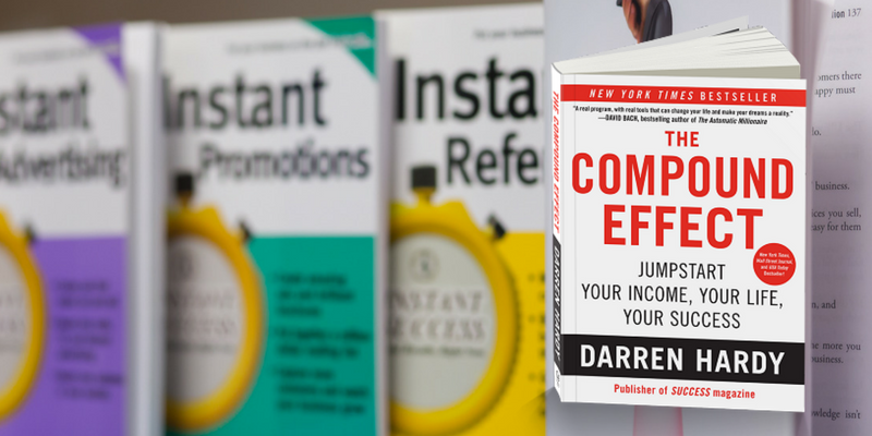 Book Review: The Compound Effect