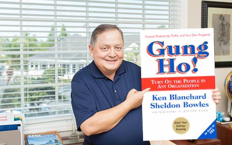 Book Review:  Gung Ho