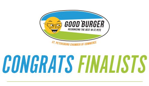 "ActionCOACH Tampa Bay's Juliet Kyes is a St. Petersburg Chamber of Commerce ""Good 'Burger"" Nominee for Most Valuable 'Burger Award"
