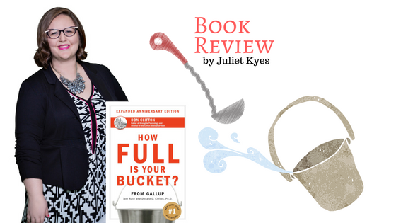 Book Review: How Full Is Your Bucket?