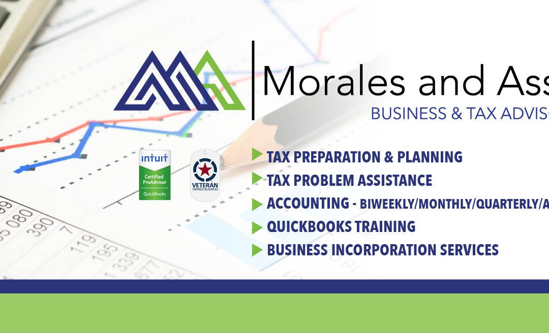 """Case Study: Morales and Associates """"Making Running a Business Less Taxing"""""""