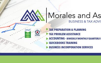 "Case Study: Morales and Associates ""Making Running a Business Less Taxing"""